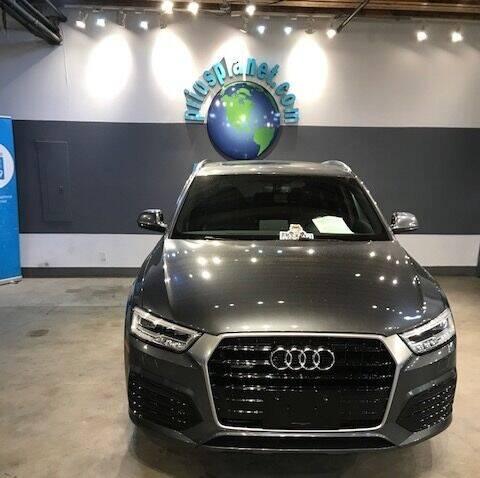 2018 Audi Q3 for sale at PRIUS PLANET in Laguna Hills CA