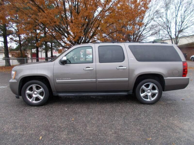 2013 Chevrolet Suburban for sale at A & P Automotive in Montgomery AL