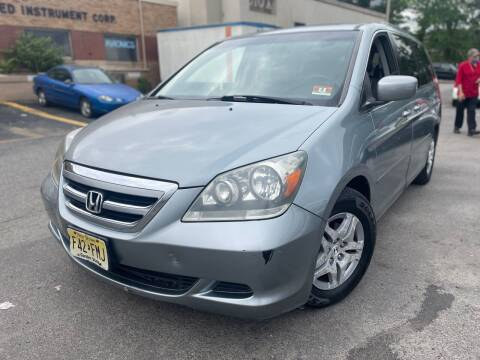 2007 Honda Odyssey for sale at A1 Auto Mall LLC in Hasbrouck Heights NJ