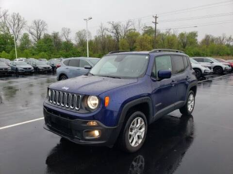 2017 Jeep Renegade for sale at White's Honda Toyota of Lima in Lima OH