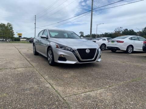 2020 Nissan Altima for sale at Exit 1 Auto in Mobile AL