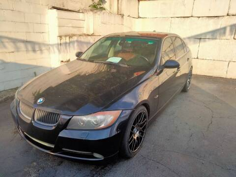2006 BMW 3 Series for sale at High Level Auto Sales INC in Homestead PA
