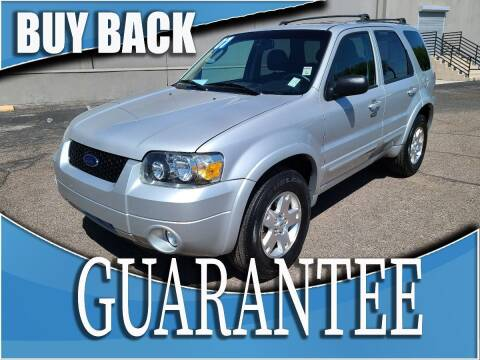 2007 Ford Escape for sale at Reliable Auto Sales in Las Vegas NV