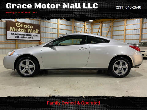 2008 Pontiac G6 for sale at Grace Motor Mall LLC in Traverse City MI