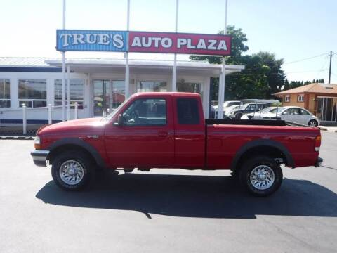1998 Ford Ranger for sale at True's Auto Plaza in Union Gap WA