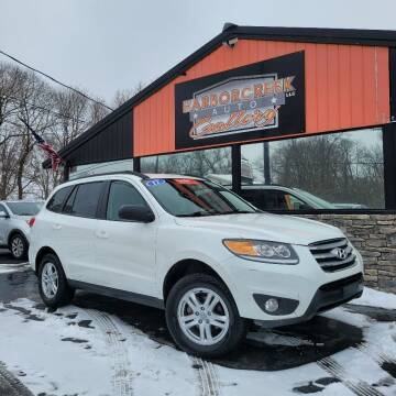 2012 Hyundai Santa Fe for sale at Harborcreek Auto Gallery in Harborcreek PA