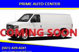 2011 Ford E-Series Cargo for sale at PRIME AUTO CENTER in Palm Springs FL