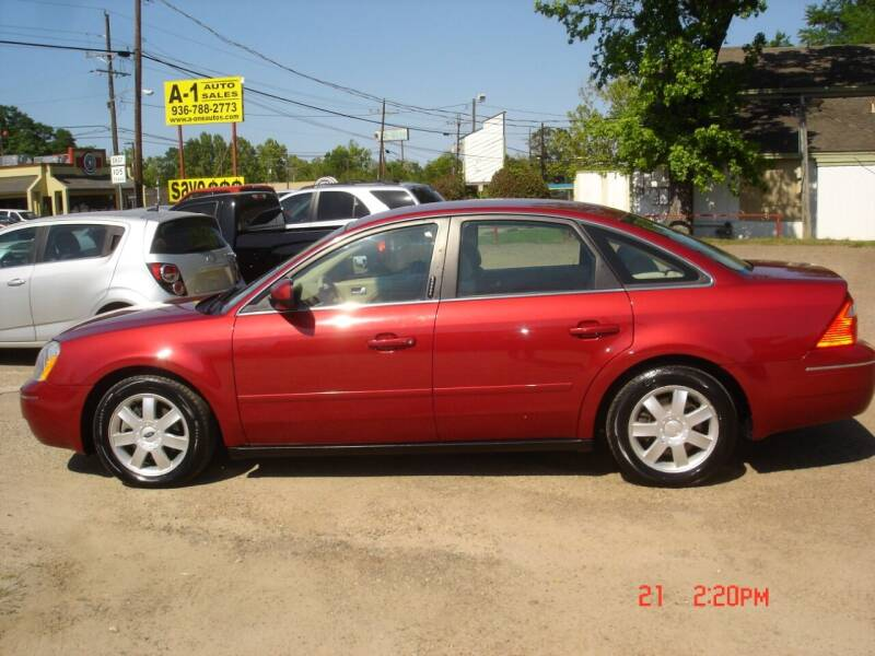 2006 Ford Five Hundred for sale at A-1 Auto Sales in Conroe TX