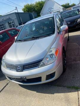 2007 Nissan Versa for sale at Bob Luongo's Auto Sales in Fall River MA