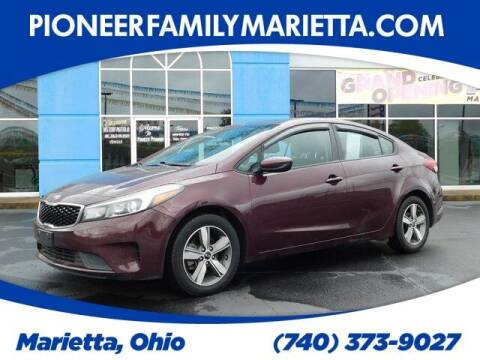 2018 Kia Forte for sale at Pioneer Family preowned autos in Williamstown WV