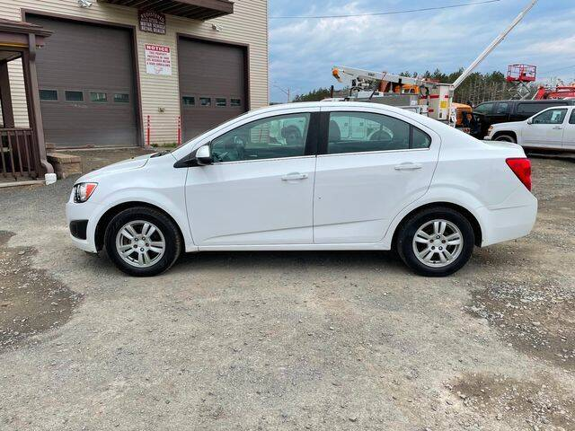 2014 Chevrolet Sonic for sale at Upstate Auto Sales Inc. in Pittstown NY