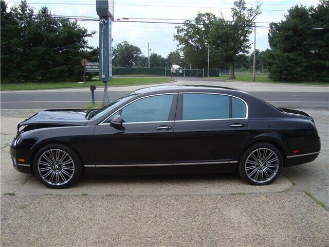 2011 Bentley Continental Flying Spur Speed