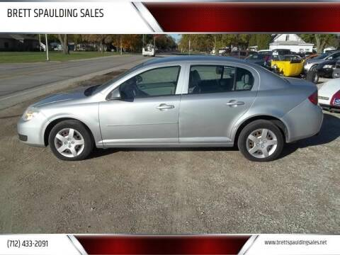 2007 Chevrolet Cobalt for sale at BRETT SPAULDING SALES in Onawa IA
