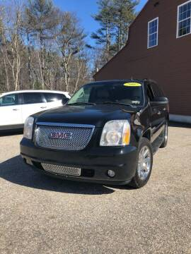 2007 GMC Yukon for sale at Hornes Auto Sales LLC in Epping NH