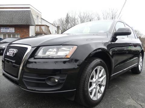 2010 Audi Q5 for sale at P&D Sales in Rockaway NJ