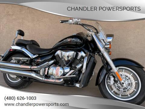 2008 Suzuki Boulevard C109R for sale at Chandler Powersports in Chandler AZ
