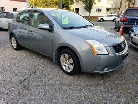 2008 Nissan Sentra for sale at Devaney Auto Sales & Service in East Providence RI