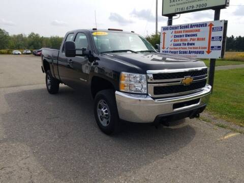 2013 Chevrolet Silverado 2500HD for sale at Sensible Sales & Leasing in Fredonia NY