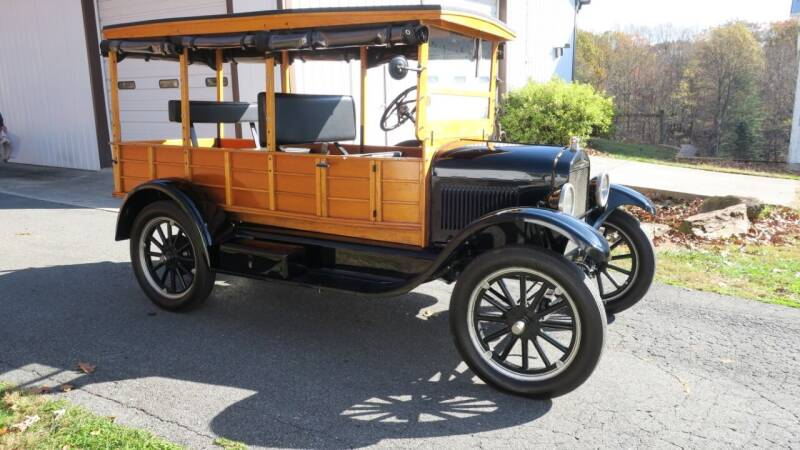 1927 Ford Model T for sale at Erics Muscle Cars in Clarksburg MD