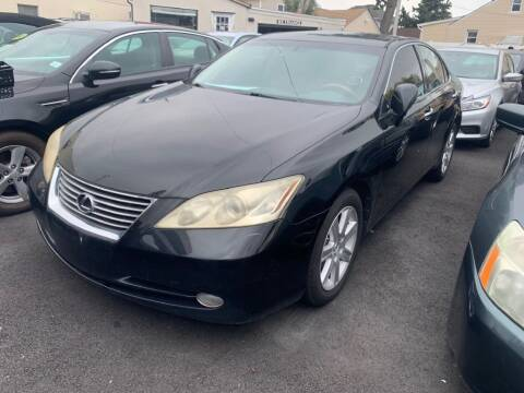 2007 Lexus ES 350 for sale at Park Avenue Auto Lot Inc in Linden NJ