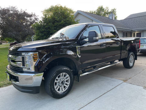 2019 Ford F-250 Super Duty for sale at Super Trooper Motors in Madison WI