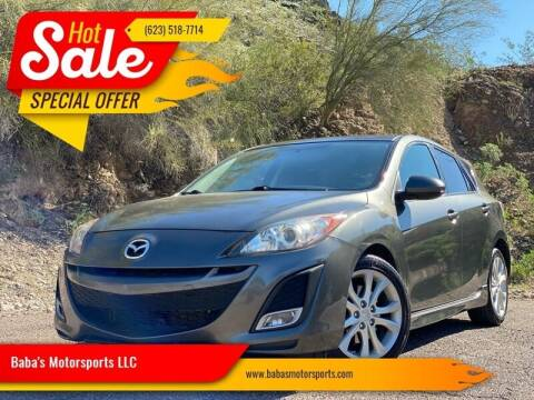 2011 Mazda MAZDA3 for sale at Baba's Motorsports, LLC in Phoenix AZ