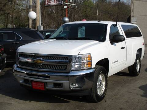 2012 Chevrolet Silverado 1500 for sale at Bill Leggett Automotive, Inc. in Columbus OH