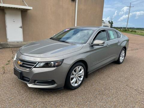 2017 Chevrolet Impala for sale at The Auto Toy Store in Robinsonville MS