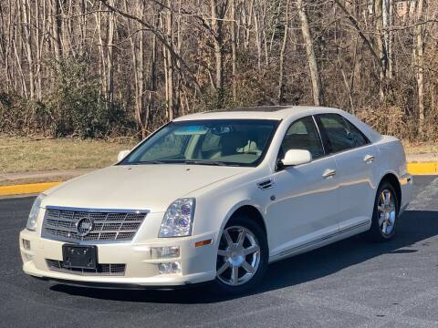 2008 Cadillac STS for sale at Diamond Automobile Exchange in Woodbridge VA