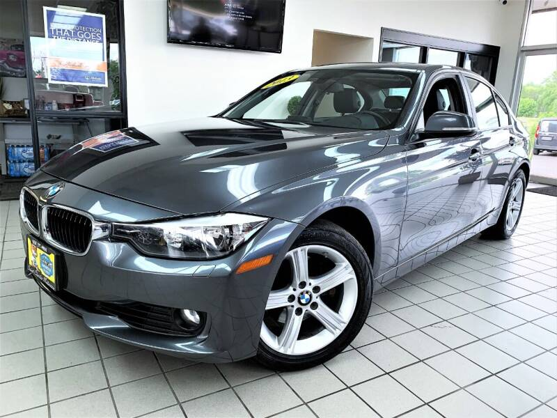 2013 BMW 3 Series for sale at SAINT CHARLES MOTORCARS in Saint Charles IL