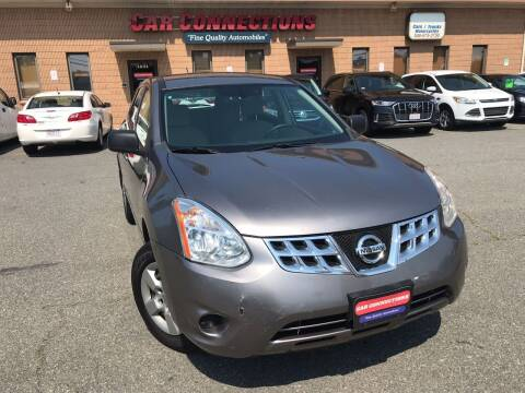 2013 Nissan Rogue for sale at CAR CONNECTIONS in Somerset MA