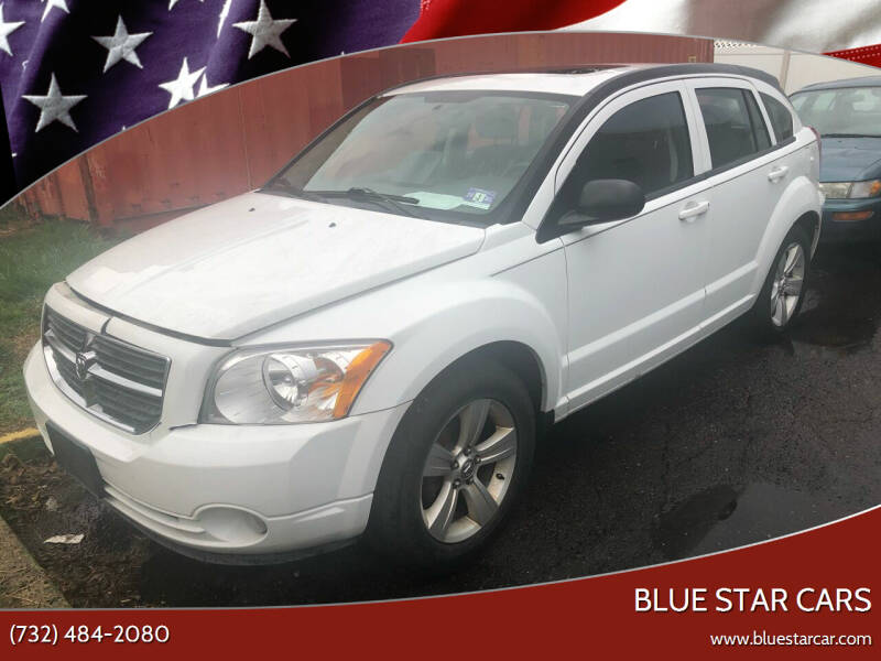 2011 Dodge Caliber for sale at Blue Star Cars in Jamesburg NJ