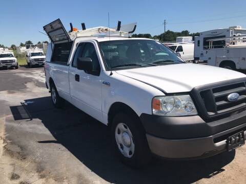 2008 Ford F-150 for sale at CARGO VAN GO.COM in Shakopee MN