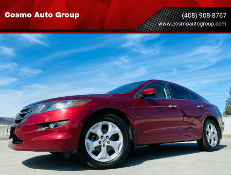 2010 Honda Accord Crosstour for sale at Cosmo Auto Group in San Jose CA