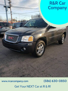 2007 GMC Envoy for sale at R&R Car Company in Mount Clemens MI