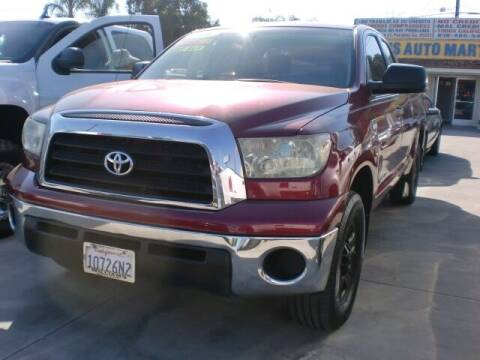 2008 Toyota Tundra for sale at Williams Auto Mart Inc in Pacoima CA