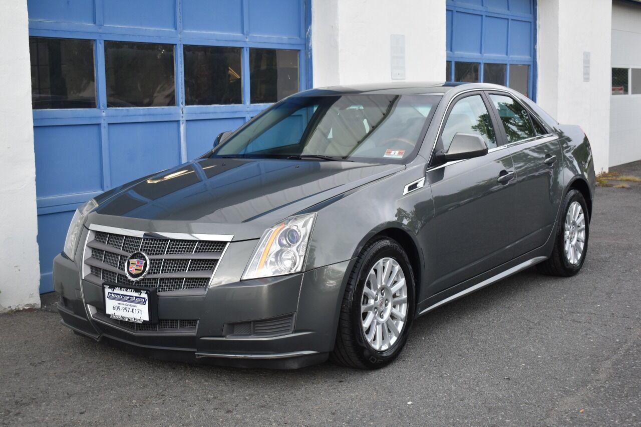 2011 Cadillac CTS 3.0L Luxury AWD 4dr Sedan