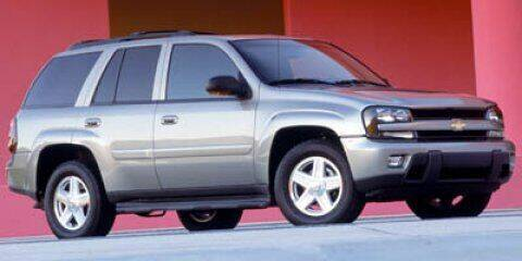2005 Chevrolet TrailBlazer for sale at TRAVERS GMT AUTO SALES - Traver GMT Auto Sales West in O Fallon MO