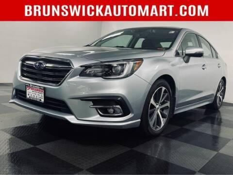 2019 Subaru Legacy for sale at Brunswick Auto Mart in Brunswick OH