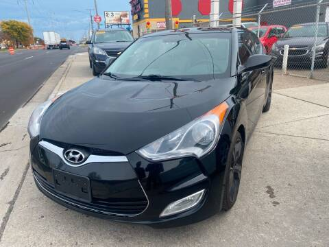 2013 Hyundai Veloster for sale at Matthew's Stop & Look Auto Sales in Detroit MI