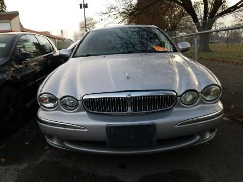2004 Jaguar X-Type for sale at 2 Way Auto Sales in Spokane Valley WA