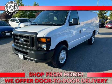 2011 Ford E-Series Cargo for sale at Auto 206, Inc. in Kent WA