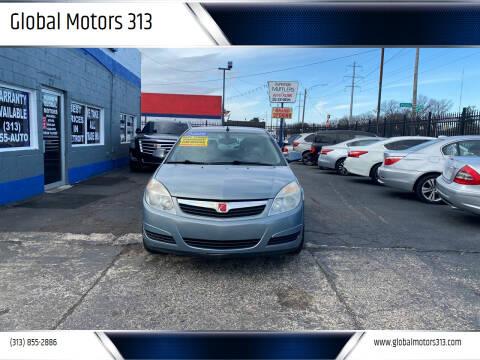 2009 Saturn Aura for sale at Global Motors 313 in Detroit MI