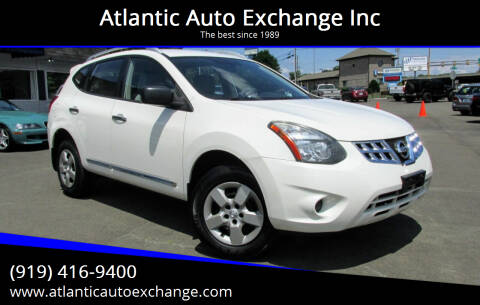 2015 Nissan Rogue Select for sale at Atlantic Auto Exchange Inc in Durham NC