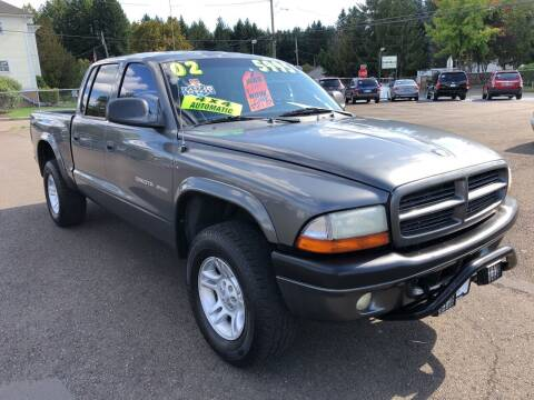 2002 Dodge Dakota for sale at Freeborn Motors in Lafayette, OR