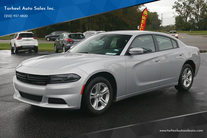 2020 Dodge Charger for sale at Tarheel Auto Sales Inc. in Rocky Mount NC