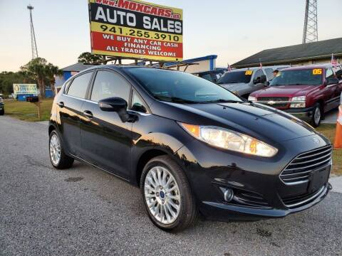 2016 Ford Fiesta for sale at Mox Motors in Port Charlotte FL