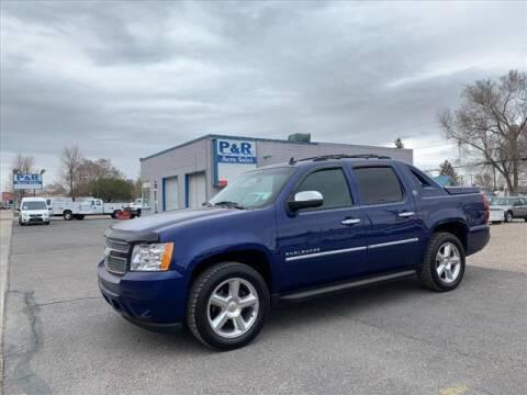 2013 Chevrolet Avalanche for sale at P & R Auto Sales in Pocatello ID