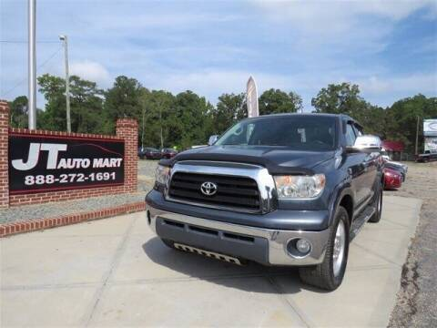 2008 Toyota Tundra for sale at J T Auto Group in Sanford NC