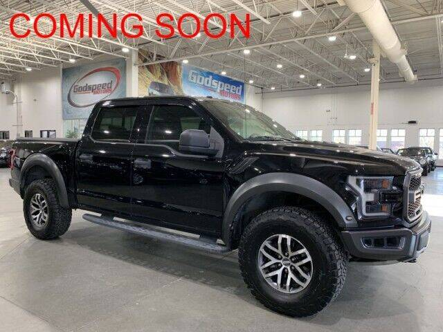 2018 Ford F-150 for sale at Godspeed Motors in Charlotte NC